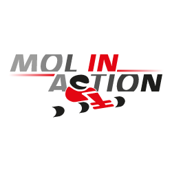 Mol in Action Logo